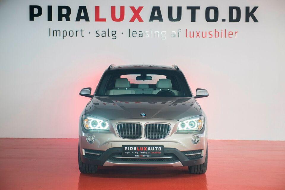BMW X1 2,0 xDrive25d aut. Diesel 4x4 aut. modelår 2013 km