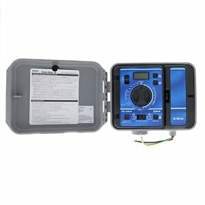 Details about Irritrol 12 Station Rain Dial R Sprinkler System Controller  RD1200-EXT