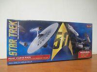 Polar Lights 1/350 Star Trek Tos Uss Enterprise Ncc1701 Pilot Parts Pack