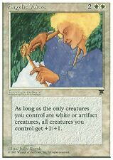 Angelic Voices X4 EX/Played Chronicles MTG Magic Cards White Rare