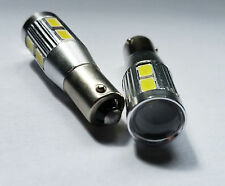 H6W BAX9s 434 SMD + CREE LED SIDELIGHT CAN OBC ERROR FREE NEW bulbs A