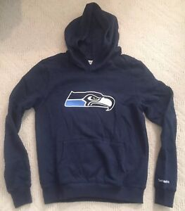 size 40 05c34 42a8a Details about Women's Victoria's Secret Pink Seattle Seahawks Hoodie Size  Small