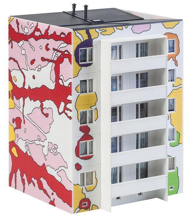 Faller h0 130800 Design-calcestruzzo dopo Carsten Kruse Kruse Kruse NUOVO 7d1505