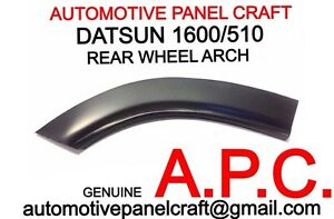 DATSUN 1600 510 WHEEL ARCH REPAIR SECTION LEFT SIDE