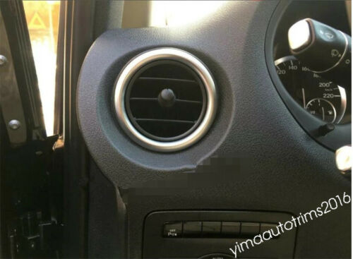 For Benz Vito W447 2014-2017 Inside Air Conditioning Vent Outlet Ring Cover Trim