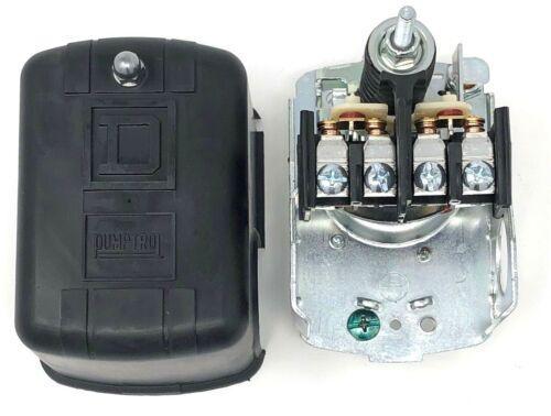 DEVAIR SSS-9003115150 PRESSURE SWITCH 135 PSI ON 175 PSI OFF SINGLE PORT
