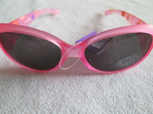Eyelevel girls pink frame Primrose floral sunglasses.