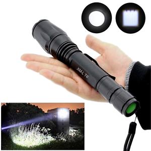 Tactical Police 10000Lumen XM-L T6 LED 3Modes Flashlight Aluminum Torch
