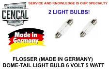4033 882 54020 FLOSSER MADE IN GERMANY 2 PACK 12V 5W 35W N177252