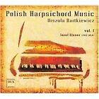 Jozef Elsner - Polish Harpsichord Music, Vol. 1 (2009)