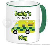 Personalised Paramedic St John Ambulance Gift Mug Emergency NHS Hospital Staff