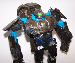 Transformers Age Of Extinction Flip And Change Lockdown Action Figure Ebay