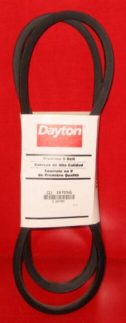 D/&D PowerDrive 2//B49 Banded V Belt
