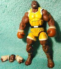 "BALROG yellow *LOOSE Sota Street Fighter 6"" Figure Marvel Legends vs Capcom"