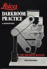 Leica Darkroom Practice, Seck, Rudolf, Good Book