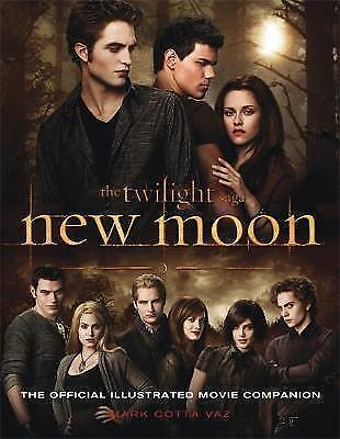 1 of 1 - New Moon: The Official Illustrated Movie Companion by Mark Cotta Vaz...