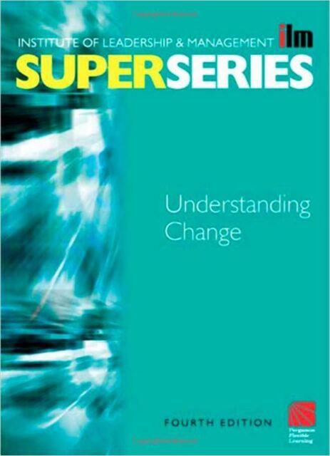 Understanding Change Super Series (ILM Super Series) Paperback