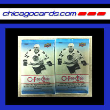 2x Lot 2012-13 Upper Deck O Pee Chee OPC NHL Hockey Hobby 8-Card/Pack Box Fresh