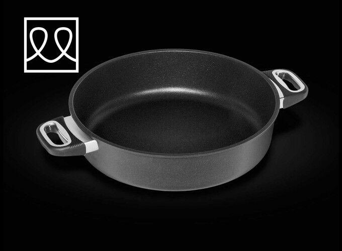 AMT Gastroguss induction braiser PAN 8 cm haute  The World's Best PAN  de nombreuses tailles