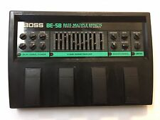 Boss BE-5B Bass Multi Effects Processor Rare Vintage Guitar Pedal MIJ Japan