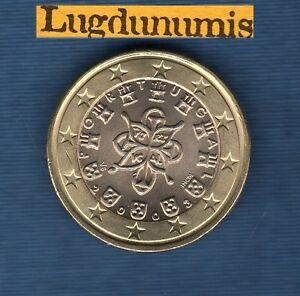 Portugal-2003-1-euro-Piece-neuve-de-rouleau