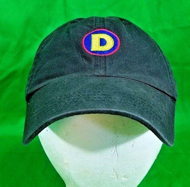 Deweys Pizza Hat Employee Uniform Work D Strapback Cap  472b41b68165