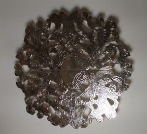 Vintage-TRIVET-Silverplated-by-TOWLE-SILVERSMITHS-EXPANDING-NICE