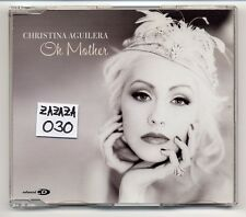 Christina Aguilera Maxi-CD Oh Mother - 4-track incl. 2 Live Video - 88697211582