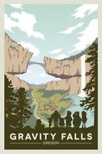 "024 Gravity Falls - Disney Mabel Pines USA Cartoons 14""x21"" Poster"