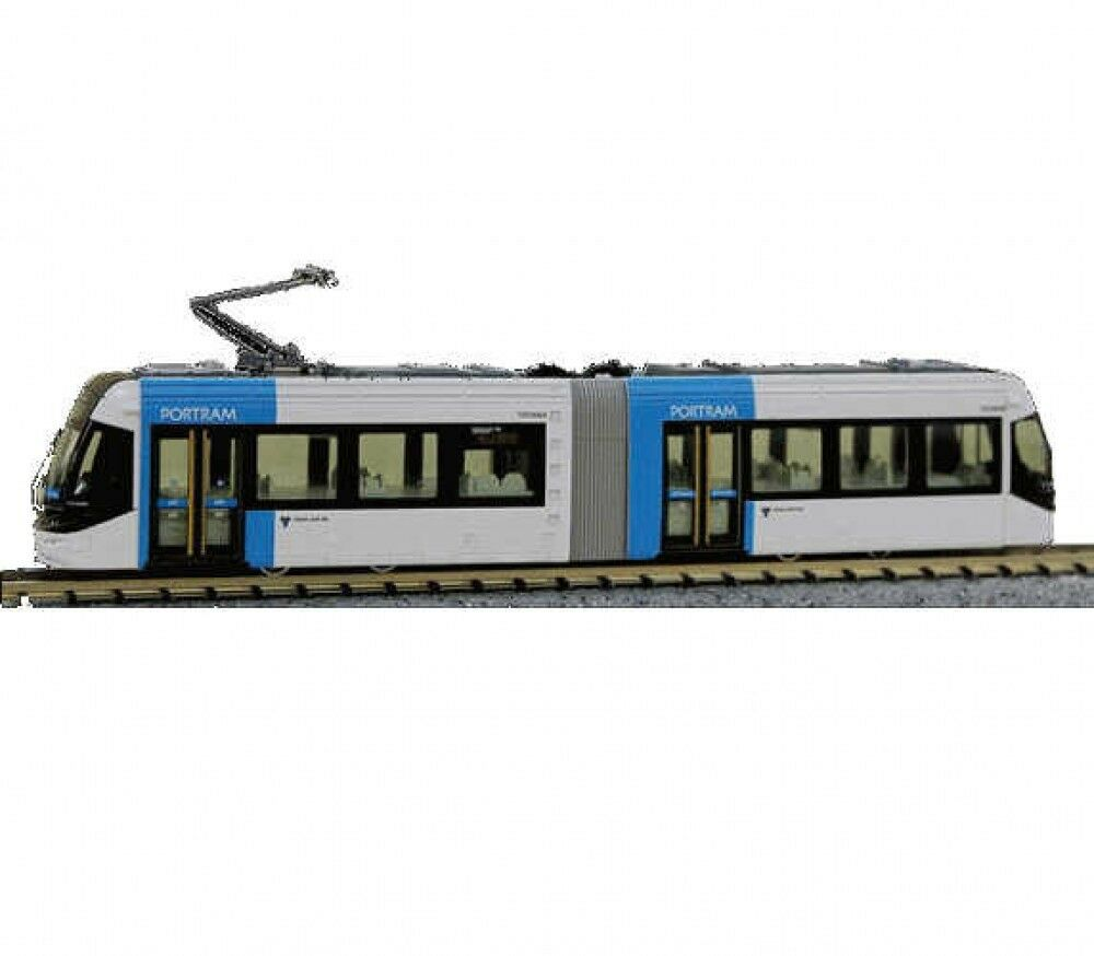 KATO 70148014 Railway Modelling N Scale Jugueteama LRT TLR0606 azul Japan Tracking