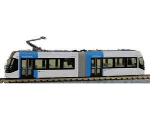 Kato 70148014 Voie Ferroviaire Modelage Echelle N Toyama Lrt Tlr0606 Bleu Japon