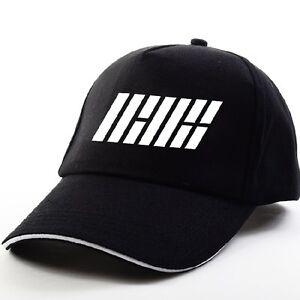 IKON-BOBBY-JINHWAN-BI-HAT-CAP-SNAPBACK-Kpop-Goods-BQM255
