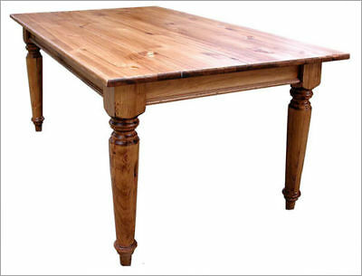 Enjoyable 7 Ft Pine Farmhouse Plank Top Table Antiqued Distressed Maple Finish Usa Made Ebay Short Links Chair Design For Home Short Linksinfo