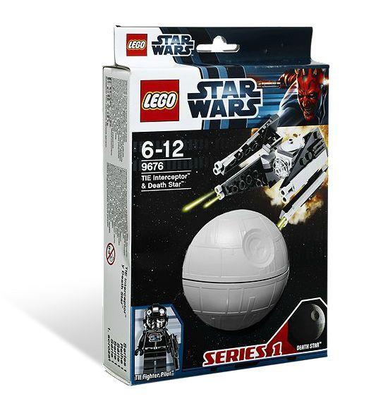 LEGO ® Star wars  9676 cravate Intercepteur ™ & death star ™ nouveau En parfait état, dans sa boîte scellée Boîte d'origine jamais ouverte  jusqu'à 60% de réduction