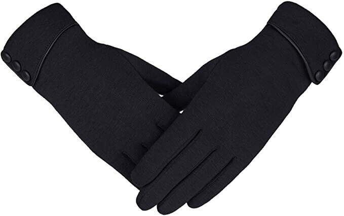 Knolee Women's Screen Gloves Warm Lined Thick Touch Warmer Winter Gloves 2019 Latest Style Online Sale 50%