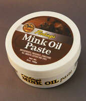 12 Fiebing's Moil00p006z 6 Oz Mink Oil Paste Leather Waterproofer & Conditioner