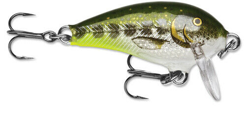 Various Colors Rapala Mini Fat Rap //// MFR03 //// 3cm 4g Fishing Lures