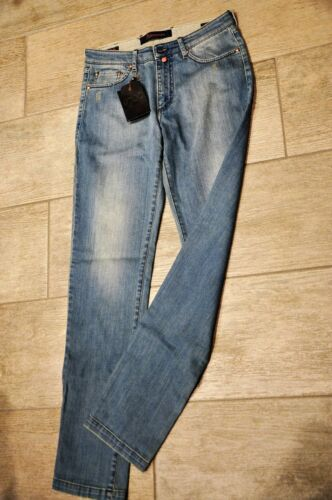 Jeans denim uomo B700 BSettecento made in Italy Napoli  SCONTO 20/%