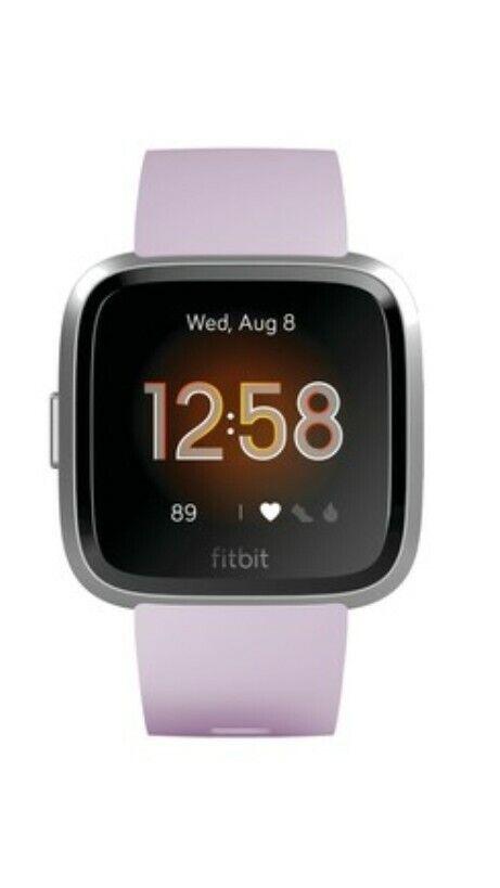 Fitbit Versa Lite Smart Watch - purplec brand new sealed