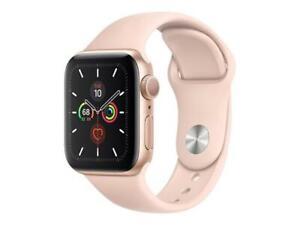 Smart Watch Apple Series 5 GPS 40mm Alluminio Oro