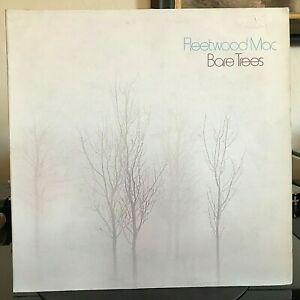 Fleetwood Mac – 'Bare Trees' - 1972 Reprise Records 2080 LP w/textured jacket