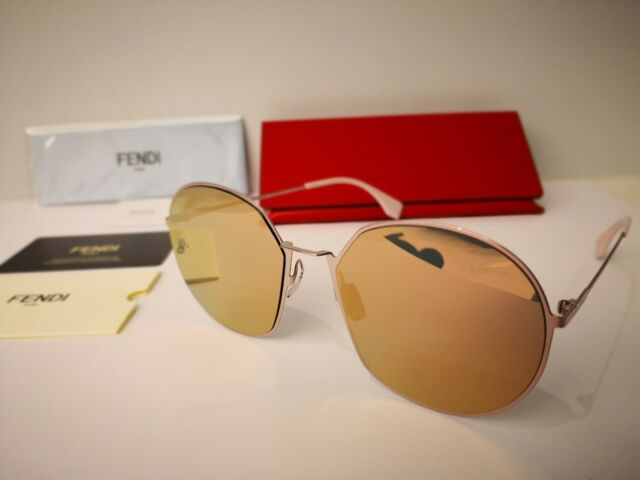 265a78f98ce Fendi FD Ff0313 Sunglasses 035j Pink 100 Authentic for sale online ...