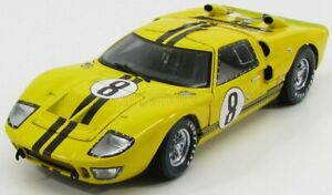 SHELBY-COLLECTIBLES 1/18 FORD USA   GT40 MKII COUPE TEAM ALAN MANN RACING LTD...
