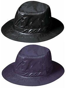 Caricamento dell immagine in corso Cappellino-Antipioggia-Cappello -Impermeabile-Poliestere-2-colori-Pesca- 636968eae853