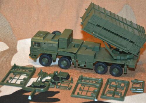 1 8x8 PARTRIOT LS der Bundeswehr MAN Kat in OVP mit Zurüstteilen Minitank