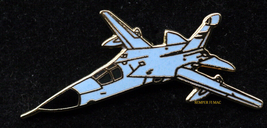 4453RD TEST AND EVALUATION SQUADRON F117 NIGHTHAWK STEALTH HAT PIN US AIR FORCE