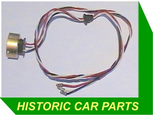 Pre focused Headlamp Plug//Loom for Morris Oxford II 2 1954-56