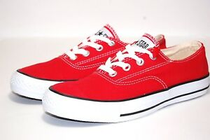 c1c3311f987d Converse All Star CT Clean CVO Ox Red 118022F Women Shoes