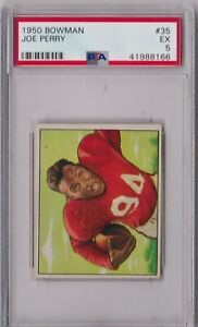 1950-Bowman-Joe-Perry-Rookie-35-PSA-5-P397