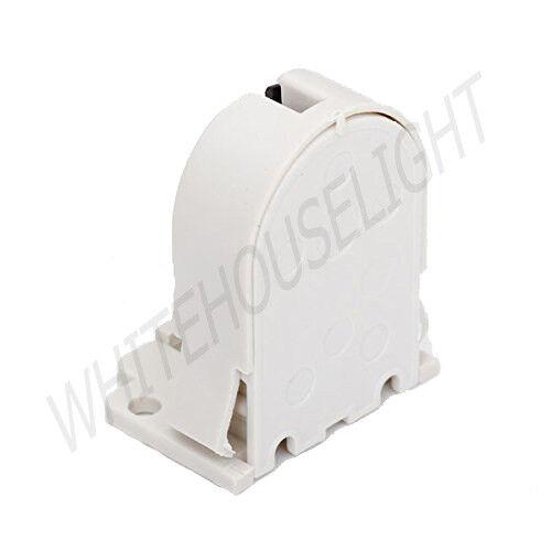 T8 /& T12 G13 Base Fluorescent /& DEL Tube Lampe porte-douilles Snap-in ou Glisser-Sur